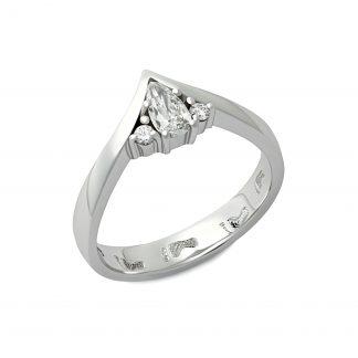 Zásnubní prsten vzor 91