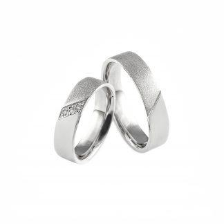 Snubní prsteny vzor 1