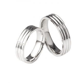 Snubní prsteny vzor 2