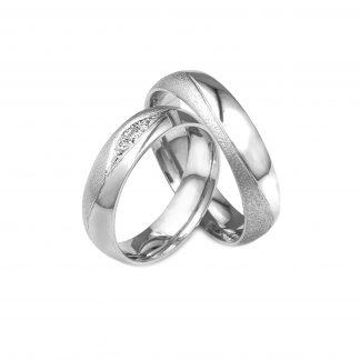 Snubní prsteny vzor 7
