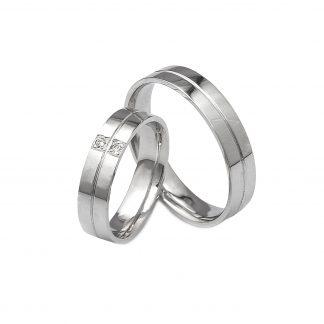 Snubní prsteny vzor 16