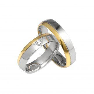 Snubní prsteny vzor 24