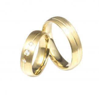 Snubní prsteny vzor 26