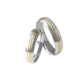 Snubní prsteny vzor 31