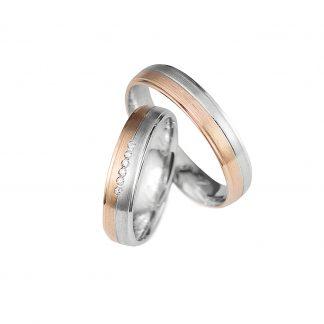 Snubní prsteny vzor 66