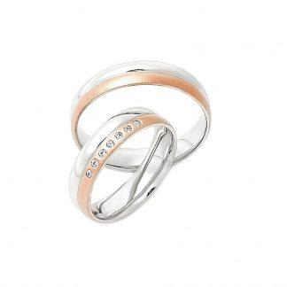 Snubní prsteny vzor 73