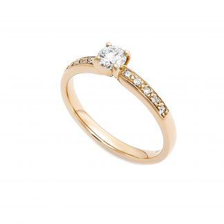 Zásnubní prsten vzor 10