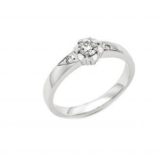 Zásnubní prsten vzor 12