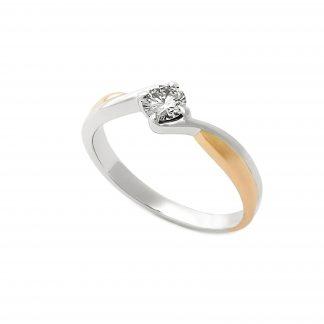 Zásnubní prsten vzor 16
