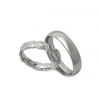 Snubní prsteny vzor 181