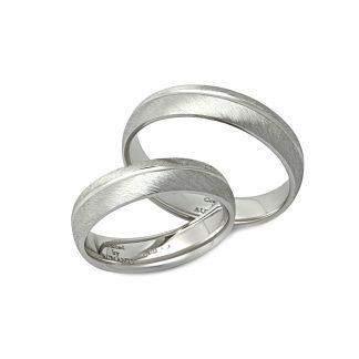 Snubní prsteny vzor 182
