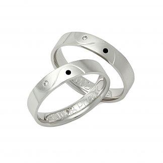 Snubní prsteny vzor 183