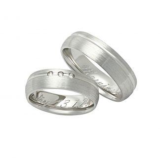 Snubní prsteny vzor 189