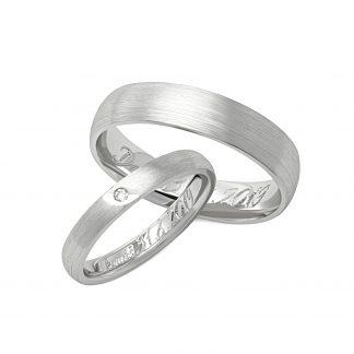 Snubní prsteny vzor 195