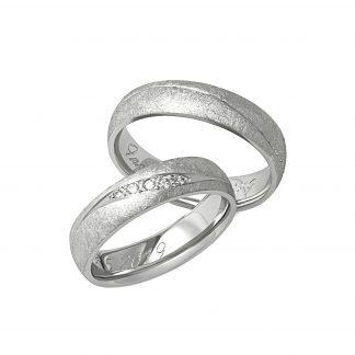 Snubní prsteny vzor 196