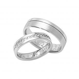 Snubní prsteny vzor 198
