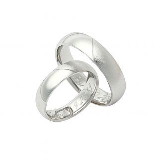 Snubní prsteny vzor 201